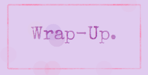 wrap up banner