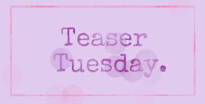 teaser tuesday banner