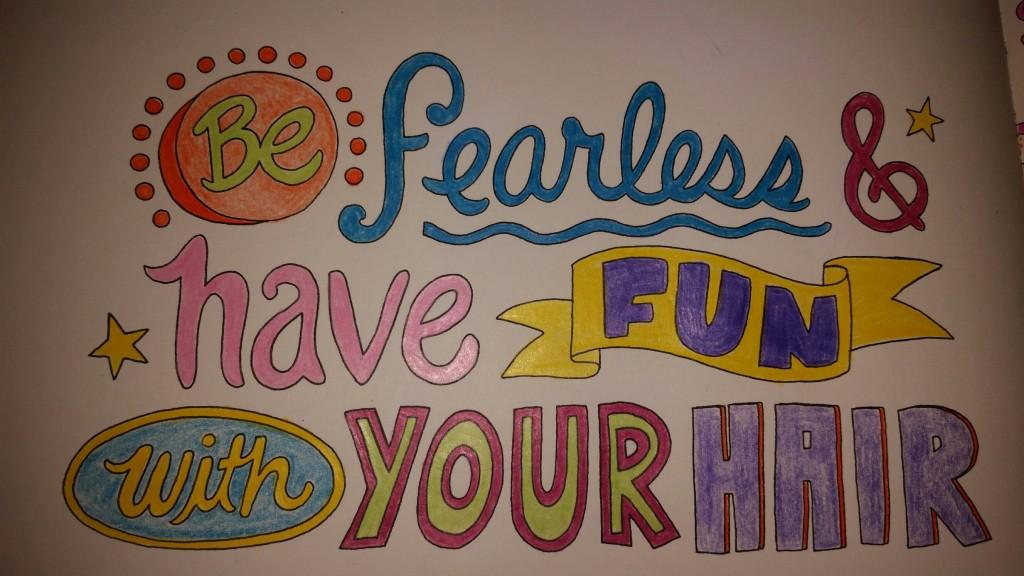 fearless fun hair