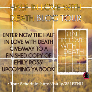 Half in Love with Death Giveaway