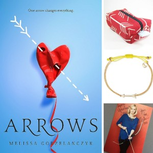 Arrows hardcover Valentine