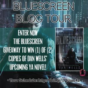 Bluescreen Giveaway