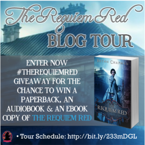 Requiem Red Giveaway