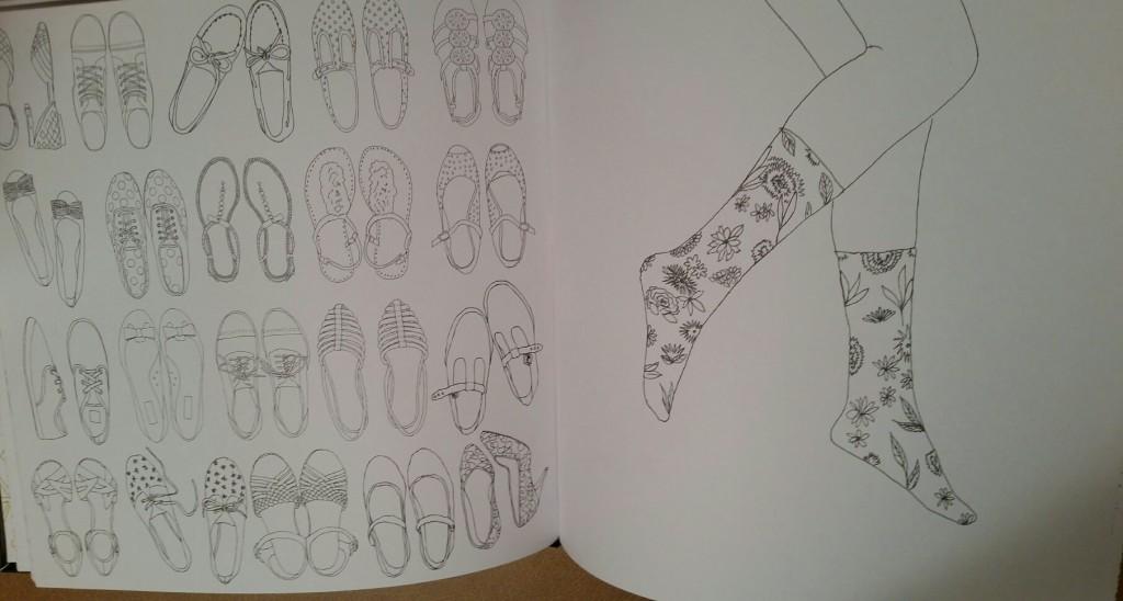 paris socks