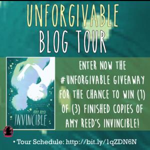 unforgivable giveaway