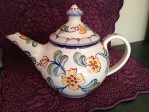9. teapot
