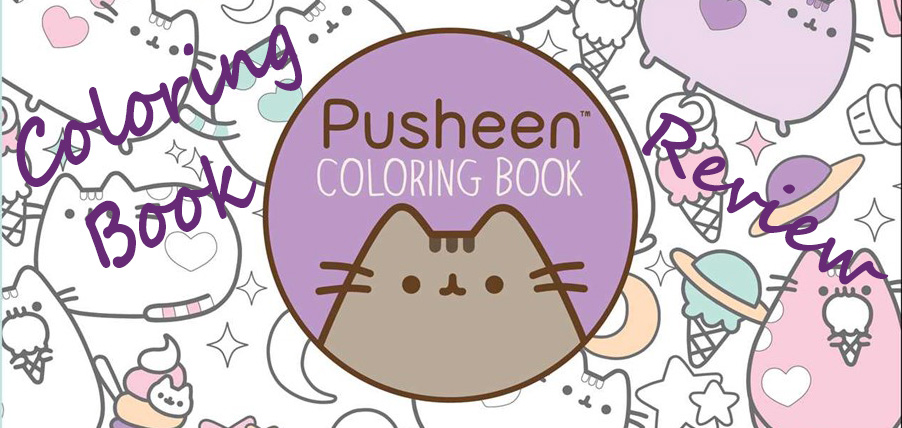 Pusheen Coloring Book By Claire Belton Here's To Happy Endings