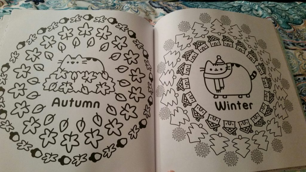 Pusheen Coloring Book By Claire Belton